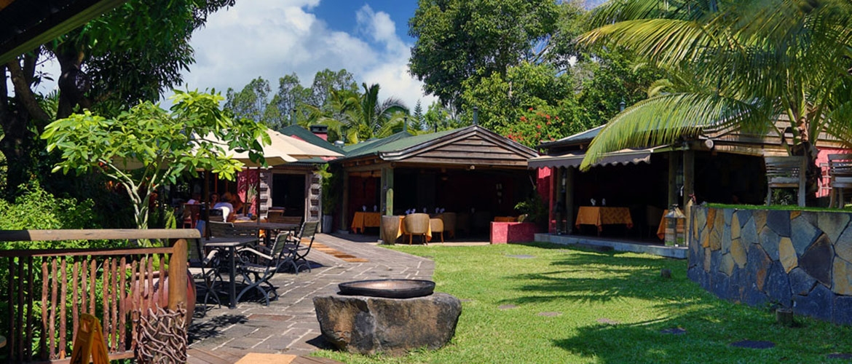 Lakaz Chamarel - Restaurant